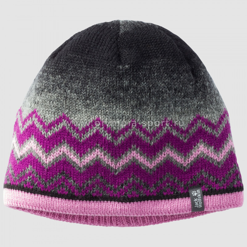 Шапка Jack Wolfskin 1907401-2105 Colorfloat Knit Cap