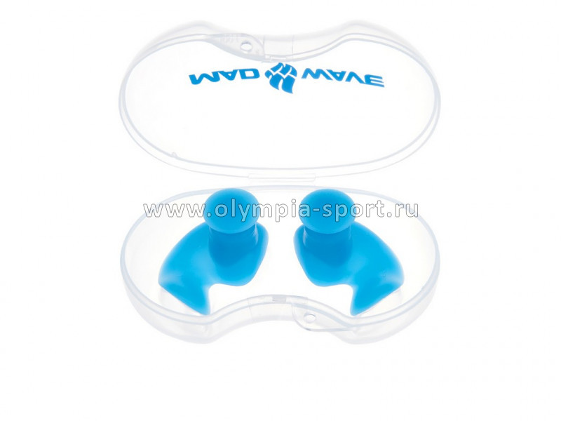 Беруши Mad Wave ERGO EAR PLUG