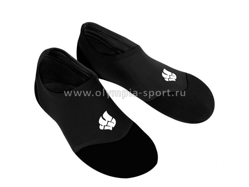 Носки Mad Wave SPLASH, муж. 44-45, Black
