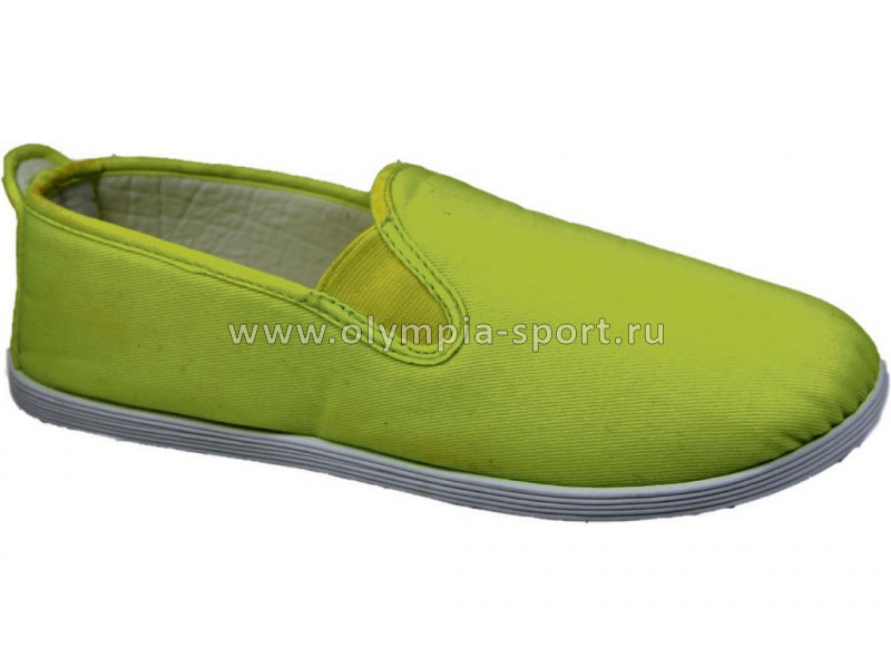 Обувь WJ-007-3 yellow NEON р.36-41