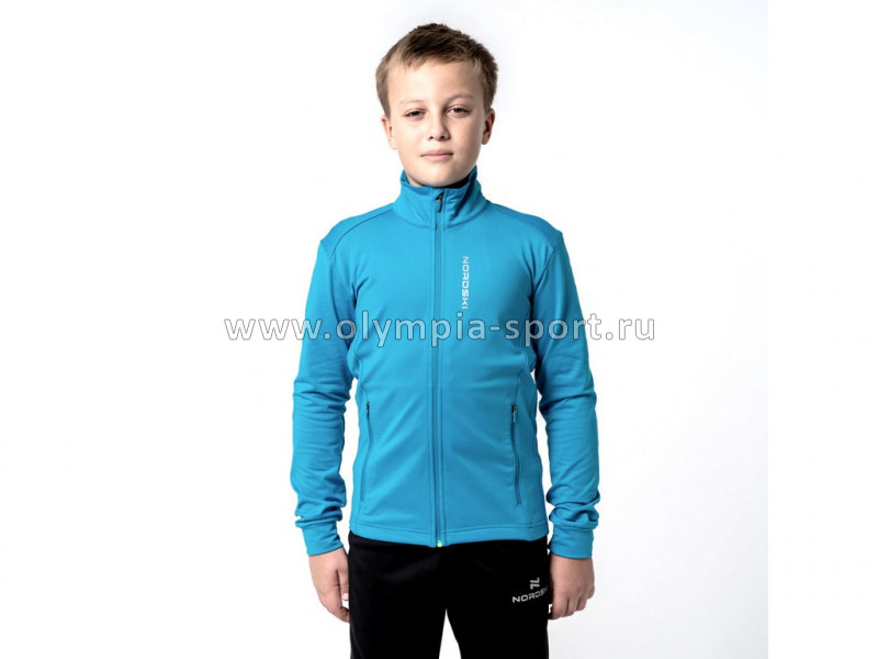Толстовка Nordski Jr.Layer breeze 323735