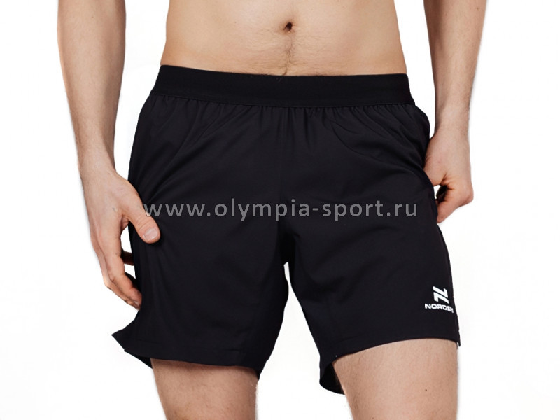 Шорты Nordski Athletic Black NSM166100