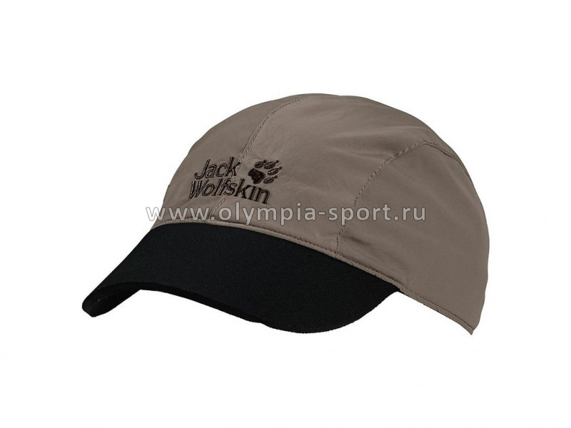 Кепка Jack Wolfskin 1901482-5116 SUPPLEX CAP